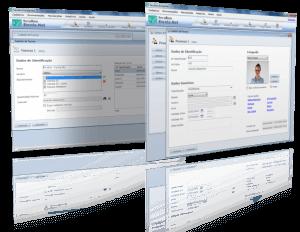 Software para controle de acesso em escolas