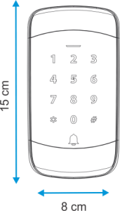 Medidas ID Touch