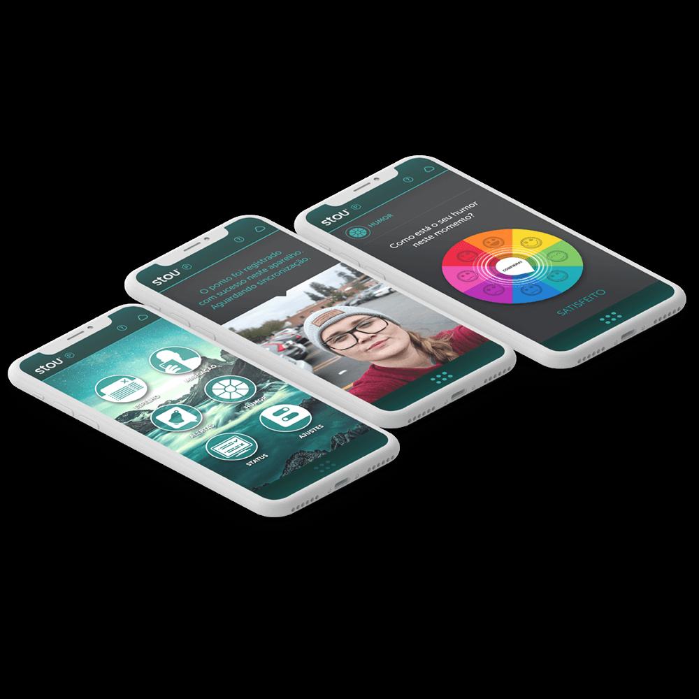 App STOU Smartphone