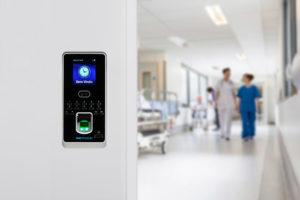 Controle de acesso para hospitais